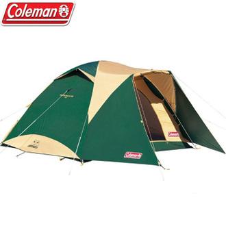 Coleman 美國 | 4-6人透氣圓頂露營帳 | 秀山莊(CM-17860)