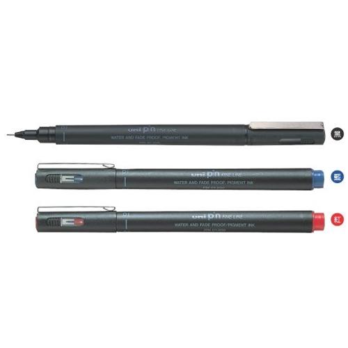 三菱uni代針筆 pin 03-200/0.3mm