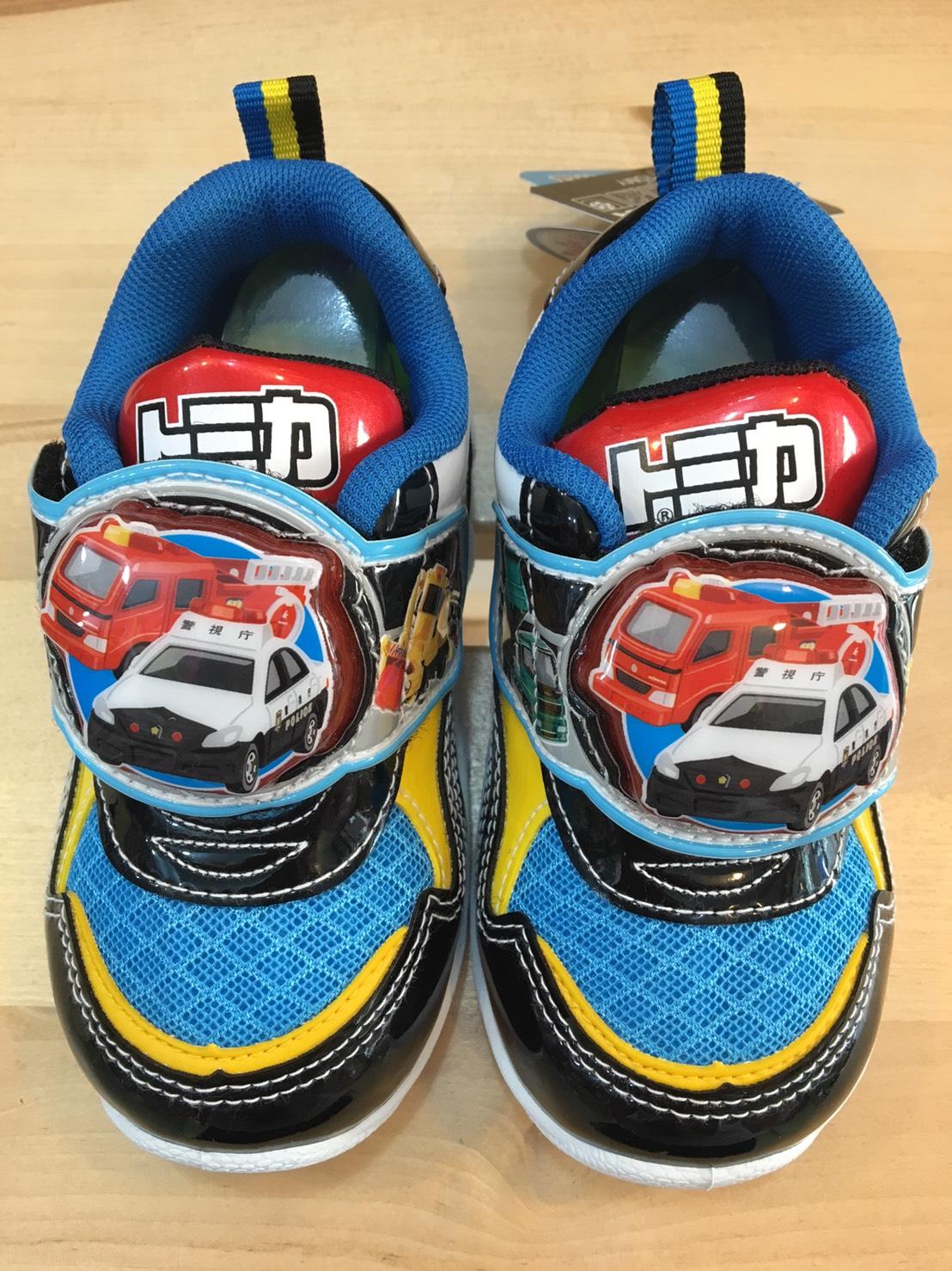 【禾宜精品】正版 TOMICA 多美車 電燈 布鞋 包鞋 運動鞋 童鞋 16、17台灣製造 SGS檢驗合格