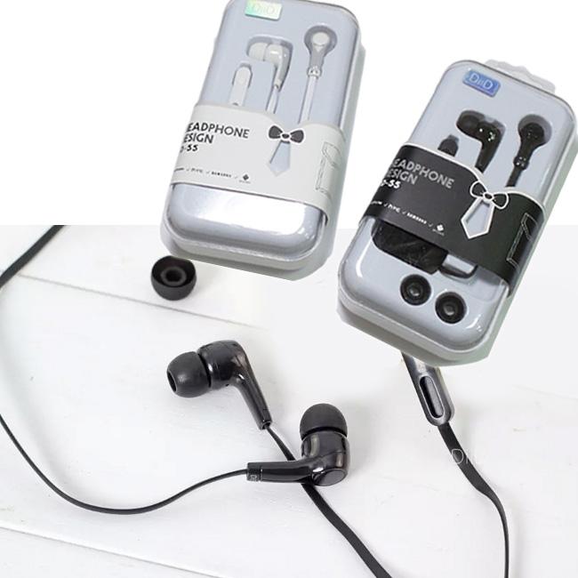 DIID  ID55(ID-55)入耳式耳機麥克風耳麥—手機通話聆聽音樂用