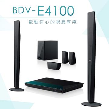 SONY BDV-E4100 3D 藍光家庭劇院 NFC / WIFI 公司貨