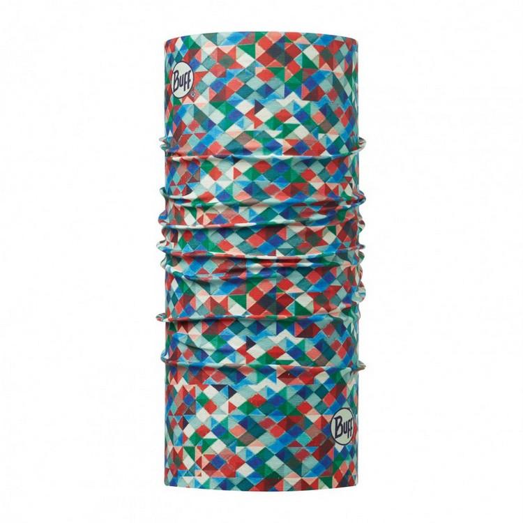 路跑/馬拉松/健行/嘉明湖/玉山/滑雪 [ Buff ] Women SLIM FIT BUFF 西班牙魔術頭巾 窄版113070 俏皮萬花筒
