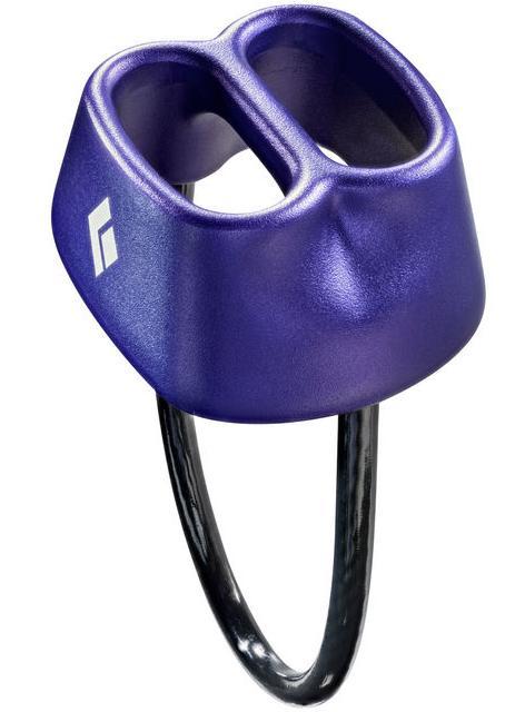 Black Diamond 運動型雙槽確保器/豬鼻子/下降器 BD 620073 ATC 紫