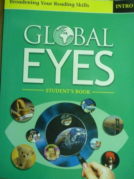 【書寶二手書T9/語言學習_QGH】Global Eyes(Student's Book INTRO)