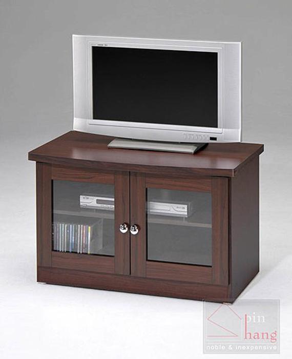 【尚品傢俱】GF-B14 羅密歐 胡桃2.6尺電視櫃/矮櫃/TV櫃/收納櫃/客廳櫃