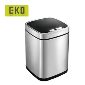 EKO臻美自動感應垃圾桶-9L