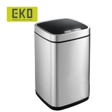 EKO臻美自動感應垃圾桶-15L