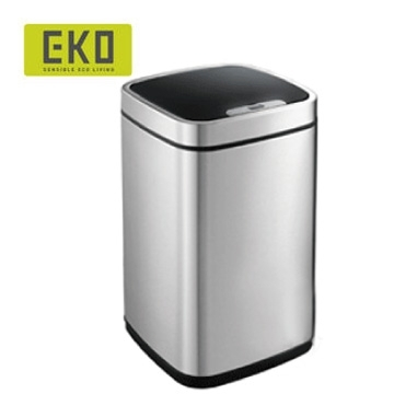 【HOME WORKING】EKO 臻美自動感應垃圾桶-15L