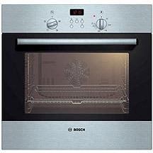 詢價再優惠!! BOSCH 60cm寬 嵌入式 電烤箱 HBN331E0B 黑色易潔搪瓷琺瑯內壁,全玻璃大視窗