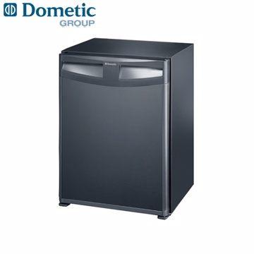 瑞典 Dometic 30L 吸收式製冷小冰箱 / Eco Line MiniBar RH430 LD 無煙煤金屬外殼內含隔板夾層 低調奢華