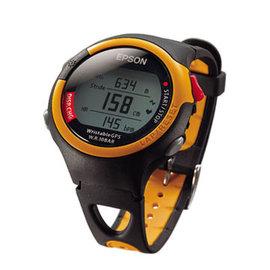 EPSON 鐵人腕式GPS SS-701T 多功能運動型 運動手錶.內附心率帶 21K/ 42K的最佳教練 14小時電池超耐操