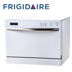 ★限量贈洗碗粉3罐+亮碟劑2罐! Frigidaire 美國富及第 FDW-5003T 桌上型智慧洗碗機