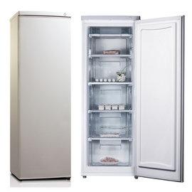 ★限量送富及第健康乾果機 美國富及第 Frigidaire FRT-1851MZ 立式185公升冷凍櫃 白色◆超節能◆冷凍溫度可達-28度C
