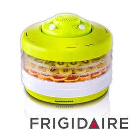 美國富及第 Frigidaire 低溫導流健康乾果機 (恆溫設計+導流棒) FKD-3501BC 品嘗天然原味風存 自己動手做果乾