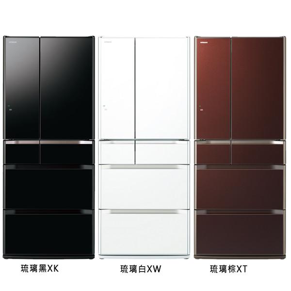 日立 HITACHI 日本原裝進口 一級 變頻 620L 六門電冰箱 RSF6200E/ R-SF6200E 金緻✶禮讚 ✿104年12月31前好禮送+回函申請 7-11商品卡!