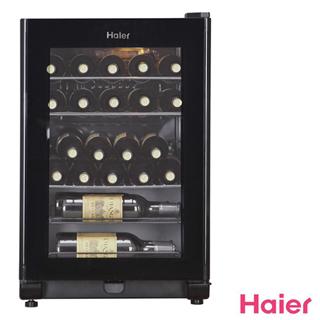 Haier 海爾 24瓶 電子式恆溫儲 酒冰櫃 / 紅酒櫃 JC-86GOB