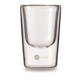 JENAER GLAS 冰熱兩用雙層杯2入 hot'n cool S ★表面無孔隙清洗方便