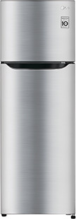 LG 208公升 上下門冰箱 GN-L295SV 精緻銀 ~ 2014全新機種 Smart 變頻 一級節能 壓縮機十年保