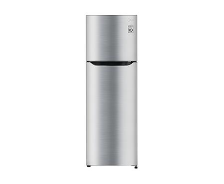 LG 253公升 上下門冰箱 GN-L305SV 精緻銀 ~ 2014全新機種 Smart 變頻 一級節能 壓縮機十年保