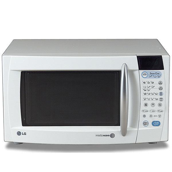展示機出清! LG 23公升 微電腦不鏽鋼內璧微波爐 MB-4344B ★智慧型圓弧內槽,容量再增60%
