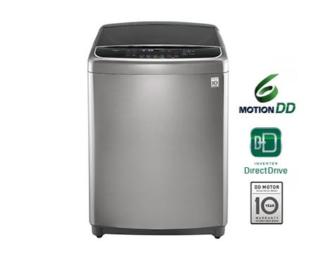 LG 13公斤 DD直立式變頻洗衣機 WT-D135VG 不鏽鋼銀