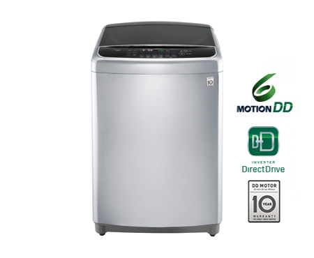 LG 14公斤 DD直立式變頻洗衣機 WT-D145SG 典雅銀