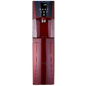 加贈5支鋼瓶! 龍泉科技 直立式氣泡水飲水機 LC-7872 (典雅紅/時尚白) ★結合冰溫熱+氣泡水的飲水機!