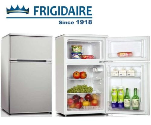 Frigidaire 美國富及第 FRT-0883M  貴族雙門小冰箱 小空間可以使用的雙門冰箱