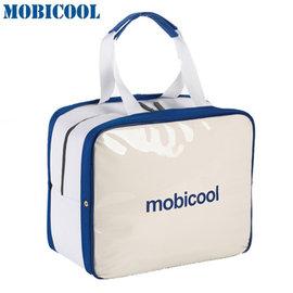 瑞典 MOBICOOL 義大利原創設計 ICECUBE S 保溫保冷輕攜袋(白色)