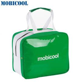 瑞典 MOBICOOL 義大利原創設計 ICECUBE S 保溫保冷輕攜袋(綠色)