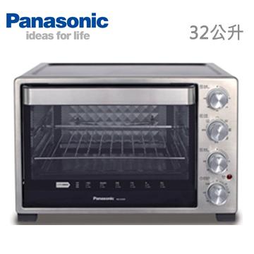 Panasonic 國際牌 32公升 雙溫控電烤箱 NB-H3200 ★2015年新品上市! 大容量,一機完成