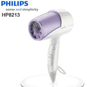 PHILIPS 飛利浦 溫控雙倍負離子水潤護髮吹風機 HP8213《負離子護髮 六段溫控》