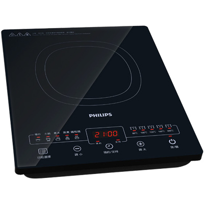 PHILIPS 飛利浦 智慧變頻電磁爐 HD4930