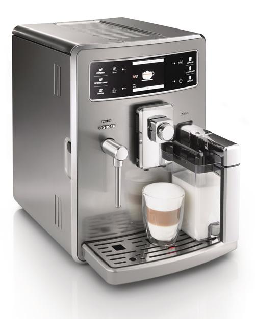 PHILIPS 飛利浦 Saeco Xelsis 全自動義式咖啡機 HD8944