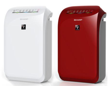 SHARP 自動除菌離子空氣清淨機 FU-D50T-W/R