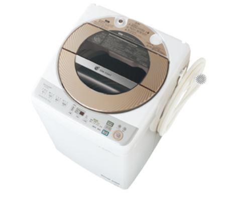 夏普SHARP 變頻11kg、無孔不銹鋼內槽洗衣機  ES-ASD11T