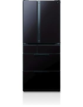 SHARP 夏普 601L 六門對開環保冰箱 SJ-GF60X-T《日本原裝、一級節能、自動除菌》