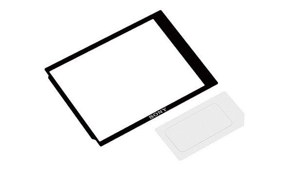 SONY PCK-LM14 半硬式螢幕保護貼 A99專用  適用於 SLT-A99 數位單眼相機