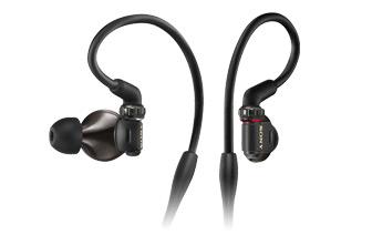 SONY MDR-EX1000 密閉入耳式立體聲耳機 採用輕薄鎂合金外殼