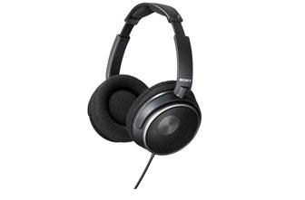 展示機出清!! SONY MDR-MA500 全開放式耳罩式耳機 自然音場的開放式耳機 舒適耳墊設計、單側導線