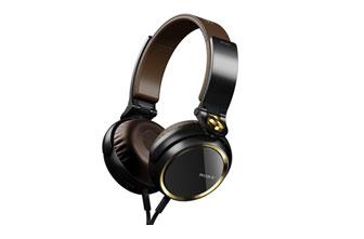 展示出清 SONY 重低音系列 耳罩式立體聲耳機 MDR-XB600