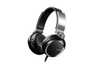 展機出清 SORY MDR-XB900 重低音立體耳罩式耳機 新研發的進階直接振動結構提供聲學密封