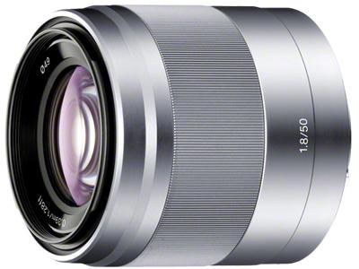 SONY SEL50F18 E50mm F1.8 中段望遠鏡頭(公司貨) NEX適用-E接環專用 NEX7