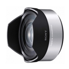 SONY 魚眼效果轉接鏡 VCL-ECF1 公司貨 魚眼效果轉接鏡 供相當於 10mm F2.8