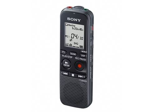 展機出清! SONY 2GB數位錄音筆 ICD-PX312M/ PX312 錄音/音樂播放, 減噪機制,高品質錄音↘