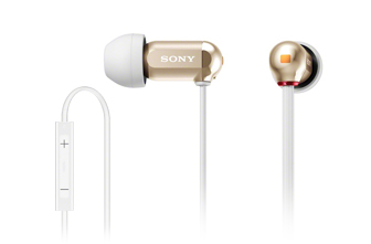 展示出清! SONY XBA-10 平衡電樞立體聲耳機 全音域優異音質的精湛設計