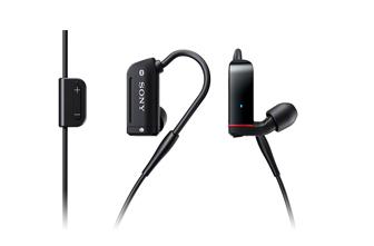 展機出清 SONY XBA-BT75 平衡電樞立體聲藍牙耳機麥克風 內建小型電池,電力足以播放約高達 3.5 小時的音樂