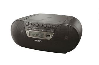 展示機出清! SONY ZS-PS30CP USP手提音響 大型液晶顯示螢幕,操作便利 ALL IN ONE 音樂播放功能