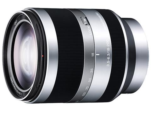 SONY E18-200mm F3.5-6.3 OSS(公司貨) SEL18200 18200 防震變焦旅遊鏡 NEX適用