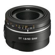 SONY SAL-50F18 50mm F1.8 數位單眼相機鏡頭 內建 SAM 鏡身對焦馬達